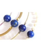 BLUE clasps and necklaces