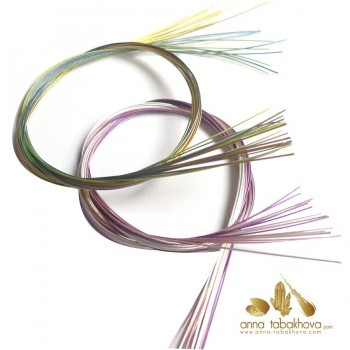 Make your own COLORED wires...