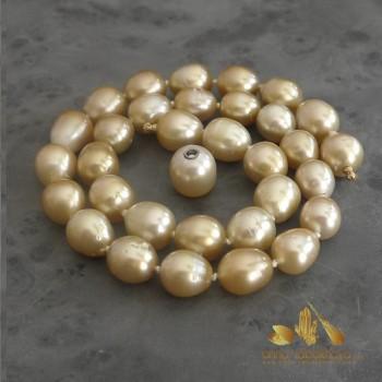 Perles GOLD des mers du sud...
