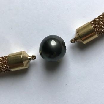13,1 mm Tahiti pearl...