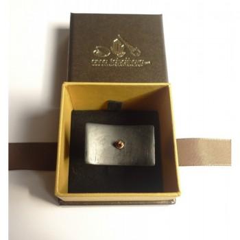 Interchangeable Ebony Ring